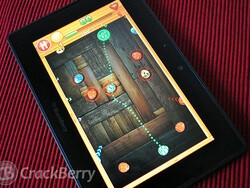 Magic Wingdom for the BlackBerry PlayBook is a fresh take on the action-puzzle genre