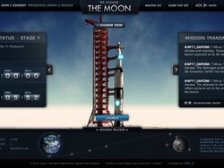 From the Forums: Show off the BlackBerry PlayBook browser with We Choose the Moon!