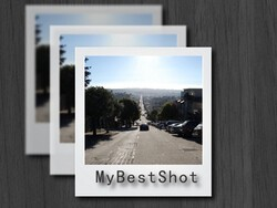 Capture the moment with MyBestShot for the BlackBerry PlayBook!