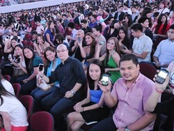 Exclusive Nicki Minaj concert in Manila drew 12,000 BlackBerry subscribers