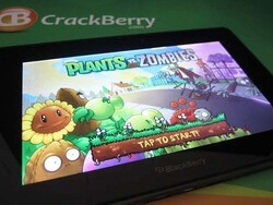 Plants vs Zombies for the BlackBerry PlayBook now $4.99 - Refunds coming for those who overpaid
