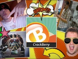 Which BlackBerry PlayBook Scrapbook creations won prizes this week? Find out now!