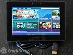 Download Sherlock Holmes on your PlayBook compliments of BlackBerry!