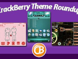 BlackBerry theme roundup for January 18th, 2011 - 50 copies of Evy to give away!