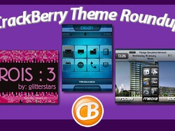 BlackBerry theme roundup for January 24, 2011 - 50 copies of Novy to give away!