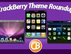 BlackBerry theme roundup for April 6, 2011 - 25 copies of C point 1 to give away!