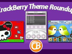 BlackBerry theme roundup for January 4, 2011 - 15 copies of Bold 2011 up for grabs!