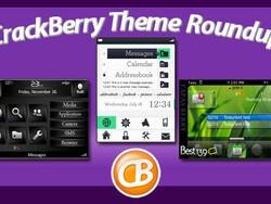 BlackBerry theme roundup for November 29, 2010 - Next week, Christmas extravaganza!