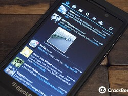 Tweetings for Twitter released for BlackBerry 10 devices