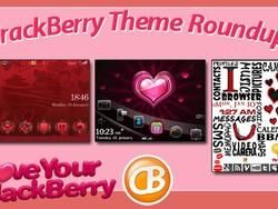 BlackBerry theme roundup - Valentine's Day edition!