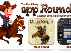 BlackBerry App Roundup for March 18, 2011 - Win a free copy of Mega Knight by MMMOOO!