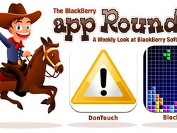 BlackBerry App Roundup for April 8, 2011 - We have 25 copies of DonTouch to give away!