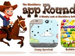 BlackBerry App Roundup - 50 copies of Bubble Birds 2 by XIMAD up for grabs!