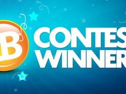 Contest winners: BlackBerry Z10 week 4 and Fitness Month week 3!