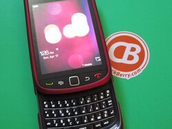 A quick look at the Mobi Hard Shell Case for BlackBerry Torch - Enter to win your very own!