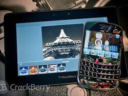 Photo Studio updates to v0.9.9.1 with PRO now available on the BlackBerry PlayBook