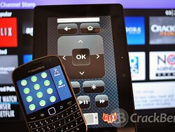Turn your BlackBerry and BlackBerry PlayBook into a remote for your Roku with Remoku!