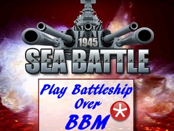 Contest: Win 1 of 50 free copies of SeaBattleSE by Toysoft and challenge your friends over BBM!