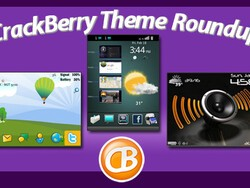 Blackberry theme roundup for February 22, 2011 - 30 copies of SkyLark by BerryGoodThemes up for grabs!