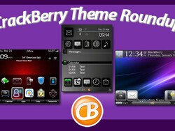 BlackBerry theme roundup for April 19, 2011 - Win a free copy of Airy from Berry Glow Designs!