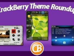 BlackBerry theme roundup for November 15, 2010 - Win 1 of 25 free copies of Galaxy Ring!