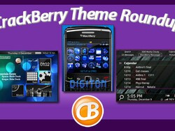 BlackBerry theme roundup for December 13, 2010 - Win your choice of Polka or Empathy for your Torch!