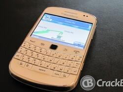 How good is Telmap Navigator, the free voice guided sat nav app for UK BlackBerry users?