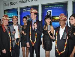 RIM plans to open 15 premium BlackBerry stores in India