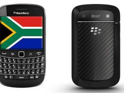 BlackBerry Bold 9900 lands in South Africa via Vodacom