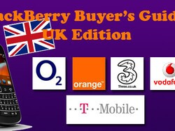 BlackBerry Buyer's Guide: UK Edition (Part 2)