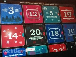 Win prizes this December with BlackBerry UK's Advent Calendar