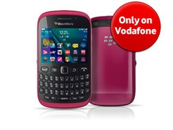 BlackBerry Curve 9320 in pink now available from Vodafone UK