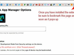 Sideloading made easy with the PlayBook App Manager Browser Plugin