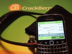 How my BlackBerry helped me Conquer Fitness Month