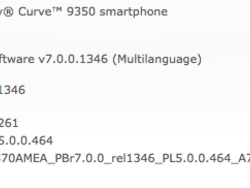 BlackBerry Curve 9350/9370 lands official OS 7.0.0.261 from Sprint