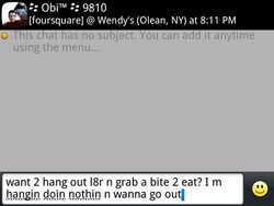 CrackBerry Asks: Do you type shorthand when in a hurry?