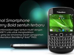 BlackBerry Bold 9900 lands in Indonesia