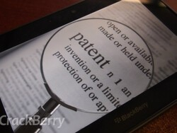 RIM faces new lawsuit over touchscreen patents