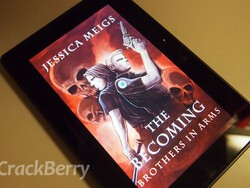 Remember the zombie novel written on a BlackBerry? Pick up the latest addition free through Saturday!