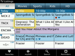 Comcast brings the XFINITY Mobile App to BlackBerry