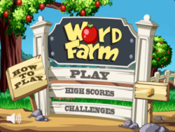 Word Farm for BlackBerry - Enter to win 1 of 100 copies!