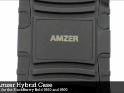 Deal of the Day: Save 55% on the Amzer Hybrid Case for BlackBerry Bold 9930 and 9900