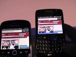Web Browser Shootout: BlackBerry 7 on the Bold 9930 vs. BlackBerry 6 on the Bold 9780!