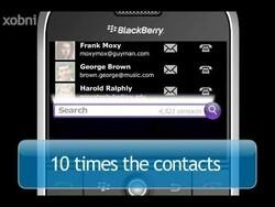 Xobni for BlackBerry now available in BlackBerry App World