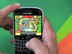 Shoot the Ninjas with Juminja for BlackBerry smartphones