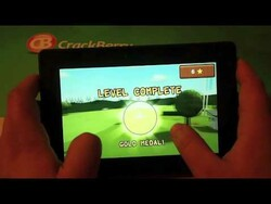 Prove your skill with Frisbee Forever on the BlackBerry PlayBook
