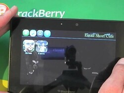Save time messaging your regular contacts with Email Short Cuts for the BlackBerry PlayBook