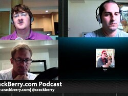 CrackBerry Podcast 086: RIM CEO provides update about BlackBerry business; Kevin keeps his shirt on and drinks Campari
