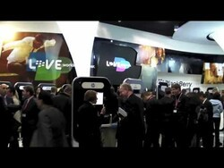 MWC10: First Look at RIM's Massive BlackBerry Booth at Mobile World Congress 2010