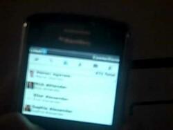 CES 2010: LinkedIn For BlackBerry Hands On Video